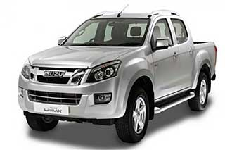 Isuzu Dmax. Manual gear